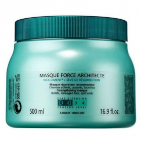 Kerastase Resistance Masque Force Architecte 500ml (Level 1-2)