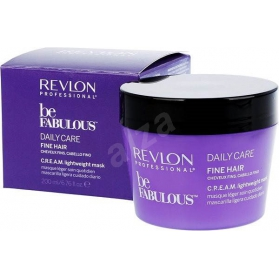 Revlon Be Fabulous Fine Hair Cream Lightweight Mask 200 ml