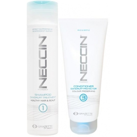 Grazette Neccin No.3 Shampoo 250ml + Conditioner 200ml Duo