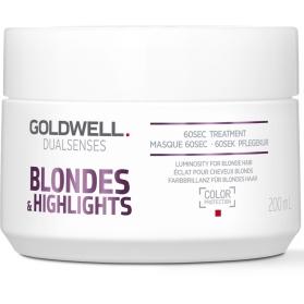 Goldwell Dualsenses Blondes & Highlights 60 sec Treatment 200ml