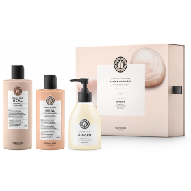 Maria Nila Holiday Box Heal + Ginger Hand Lotion