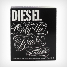 Only The Brave Tattoo by Diesel EdT for Men 125ml