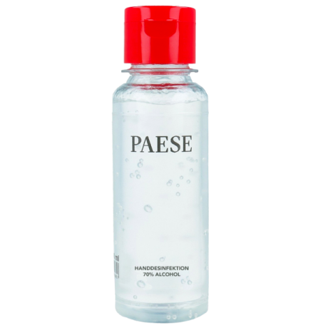 Paese Handdesinfektion 70% alcogel x 3 a 100ml