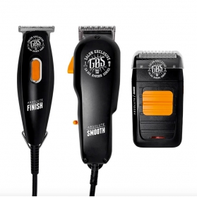 Gama GBS ABSOLUTE FINISH + SHAVER + SMOOTH