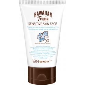 Hawaiian Sensitive Face Protective Lotion SPF 50 60ml