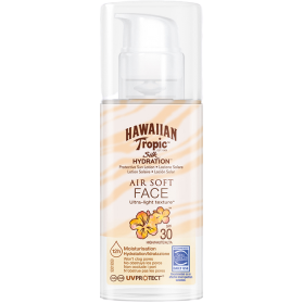 Hawaiian Silk H Air Soft Face SPF 30 50 ml
