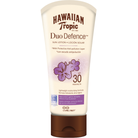 Hawaiian DuoDefence Sun Lotion SPF 30 180ml