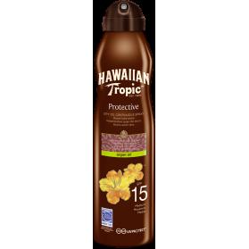 Hawaiian Dry Oil Argan C-spray SPF 15 Argan Oil 177ml