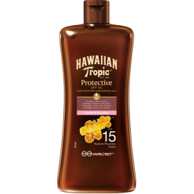 Hawaiian Protective Oil SPF 15 Coconut & Guava 100ml