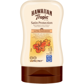 Hawaiian Satin Protection Lotion SPF 15 100ml