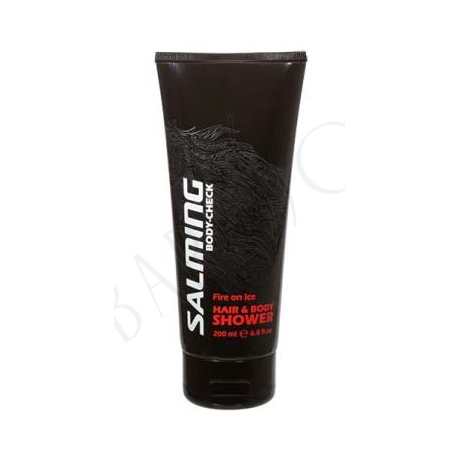 Salming Fire on Ice Hair&Body Shower  200ml
