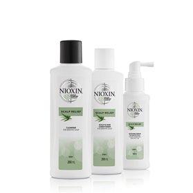 Nioxin Scalp Relief Kit 200+200+100ml