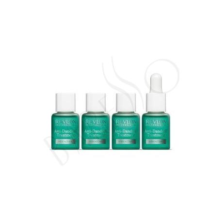 Revlon Professional Interactives Anti-Dandruff Treatment 4x 18ml