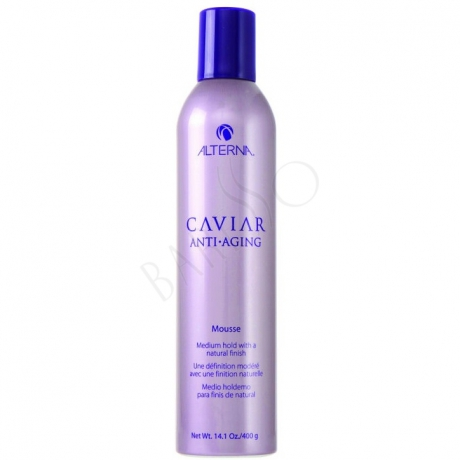 Alterna Caviar Anti-Aging Mousse 400ml