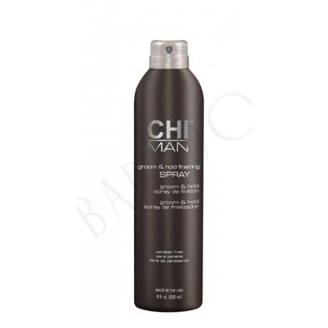 CHI Man Groom & Hold Finishing Spray 200 ml