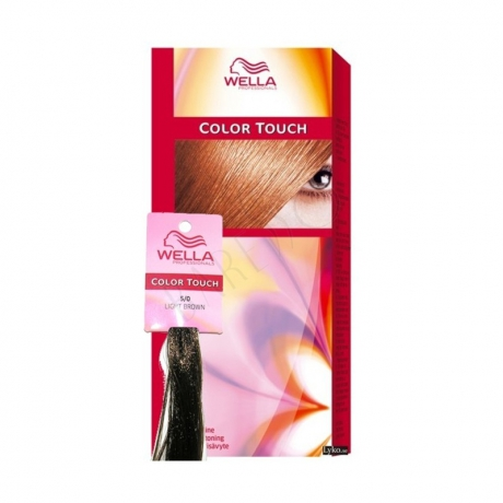 Wella Color Touch 5/0 - Light Brown