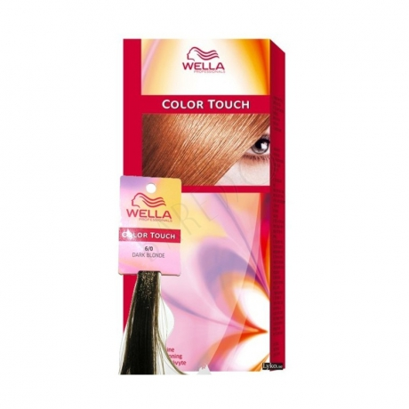 Wella Color Touch 6/0 - Dark Blonde