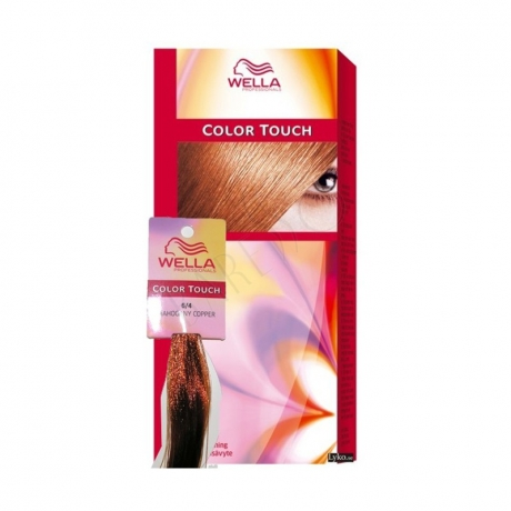 Wella Color Touch 6/4 - Mahogny Copper