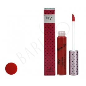 Boots No7 Poppy King Lipgloss Power