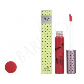 Boots No7 Poppy King Lipgloss Glamour