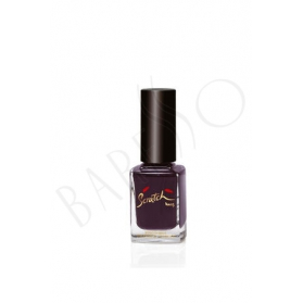 Scratch Nail Care & Color Jewellry Box Black Purple