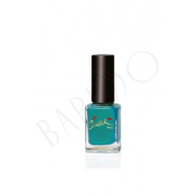 Scratch Nail Care & Color Jewellry Box Turquoise