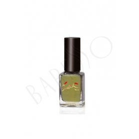 Scratch Nail Care & Color Jewellry Box Green Gold