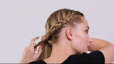 Halo Braid | ghd hairstyle How-To