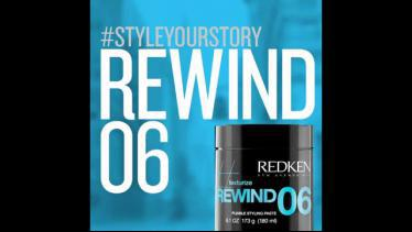 Learn How To Use Redken's Rewind 06 Pliable Stylin
